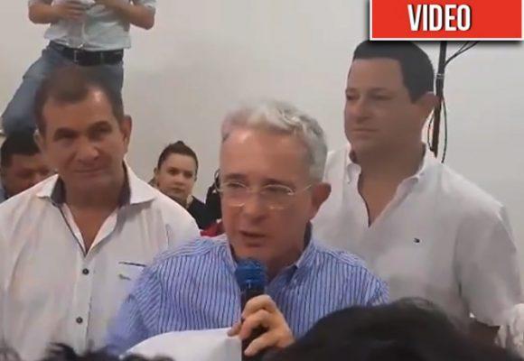 """""""Santrich será extraditado"""": Álvaro Uribe Vélez"""