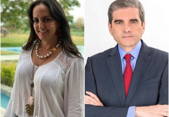 ¡María Fernanda Cabal, no sea insolente, respete a Félix de Bedout!