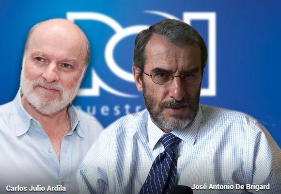 Las pérdidas del canal RCN ponen a José Antonio De Brigard en alerta roja