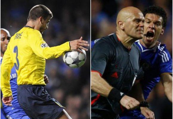 10 años del gran robo en la historia del fútbol. VIDEO