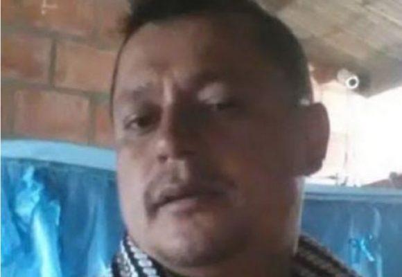 Líder indígena asesinado en Caloto, Cauca, es la victima 162 en gobierno Duque