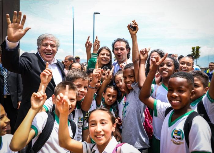 Medellín se gradúa como gran ciudad de América: será sede de Asamblea general de OEA