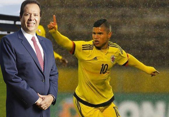 El daño que le hace el Cantante del Gol al Cucho Hernández