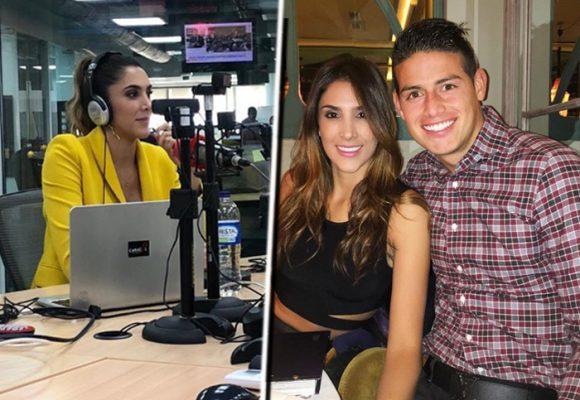Daniela Ospina floreció sacudiéndose el fantasma de James