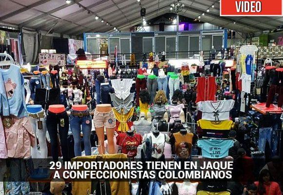 Por cuenta de Duque, agonizan los productores de ropa colombiana