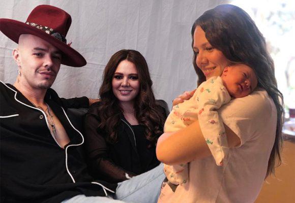 Salió del closet la cantante de Jessy y Joy, y tuvo bebé