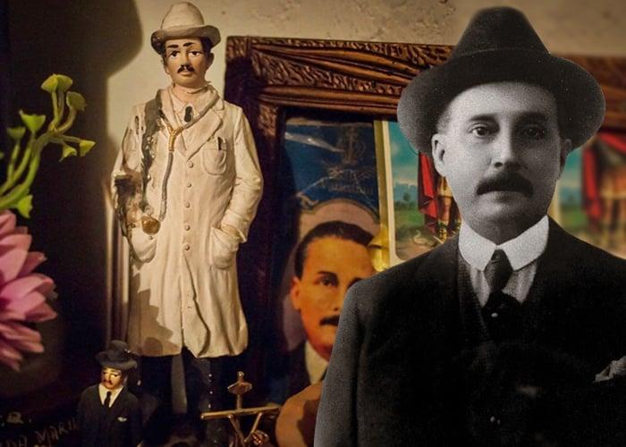 José Gregorio Hernández, un médico bioenergético que sorprendía en su época