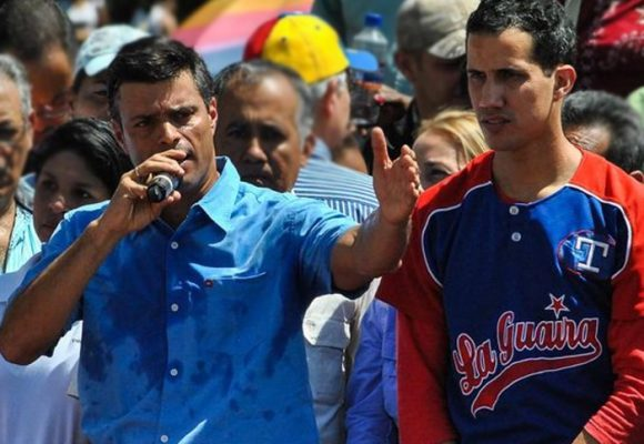 Leopoldo López, el padrino político de Juan Guaidó