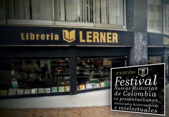 Arranca el festival Nuevas historias de Colombia en la Librería Lerner