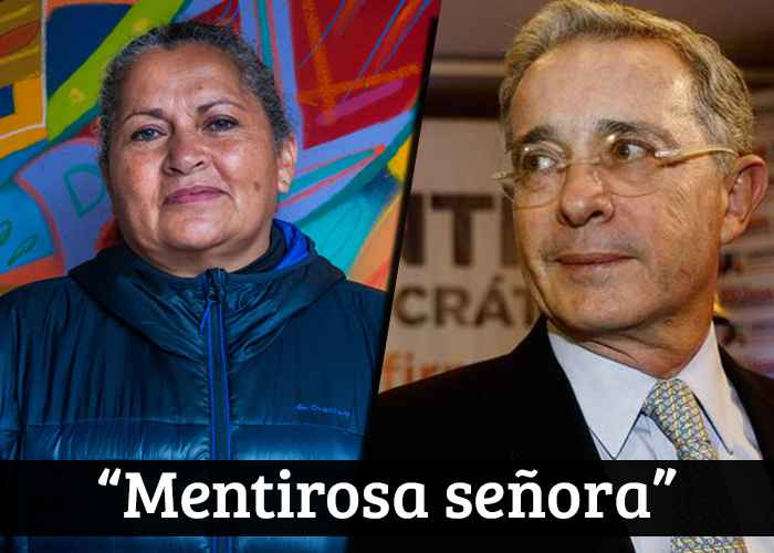 La insultada y la bloqueada de Álvaro Uribe a las madres de Soacha