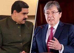 El último diplomático colombiano en empacar maletas en Venezuela