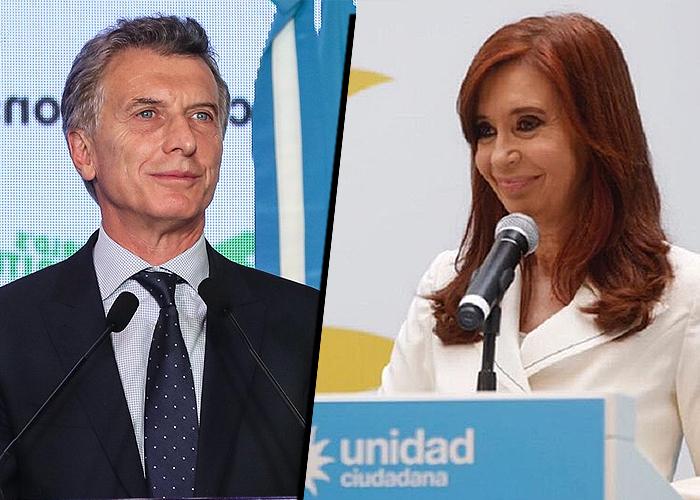 Cristina Fernández de Kishner amplía su ventaja sobre Macri