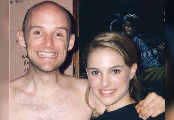 Natalie Portman hunde a Moby