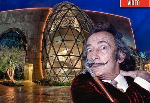La resurrección de Salvador Dalí