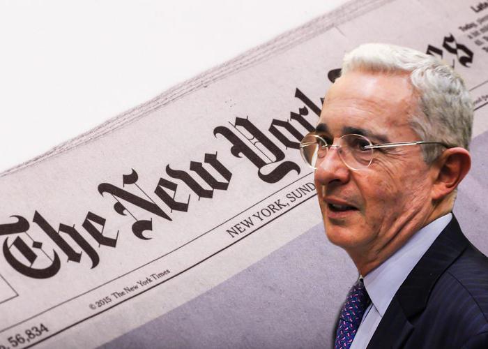 Las calumnias de Uribe contra el New York Times