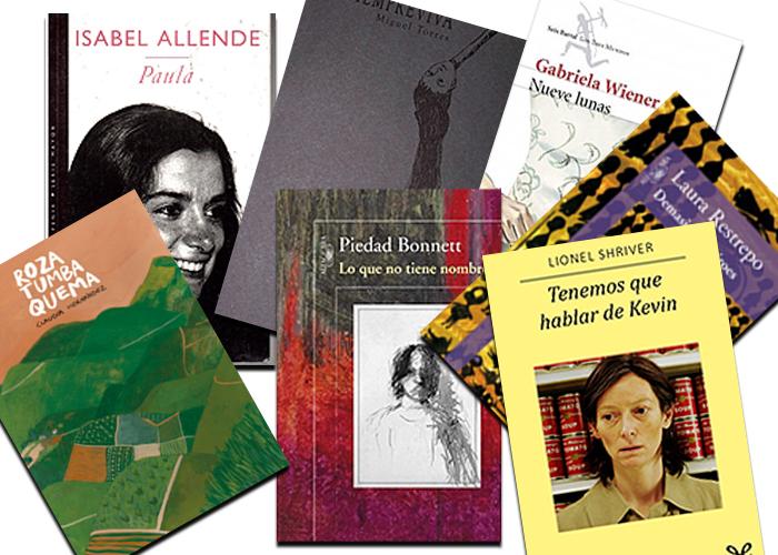 Once libros para leer en el Día de la Madre