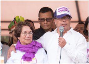 La movida de Petro con la UP para tener personería jurídica