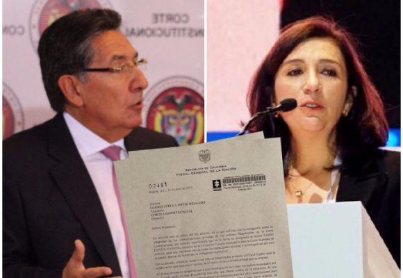 El fiscal Martínez toma las riendas de las chuzadas a la Corte Constitucional