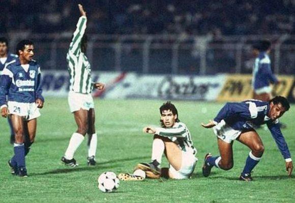 El día que Nacional le robó la Libertadores a Millonarios [VIDEO]