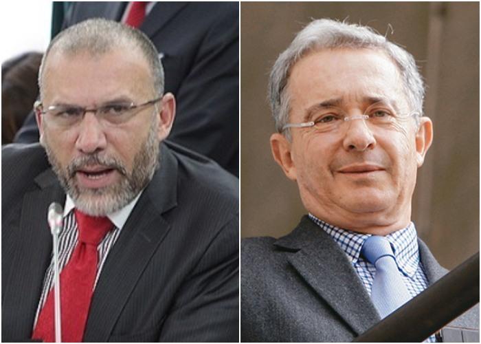 VIDEO: El agarrón virtual entre Uribe y Roy Barreras