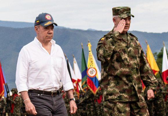 ¿Se le embolató la embajada en Australia al general Alberto Mejía?