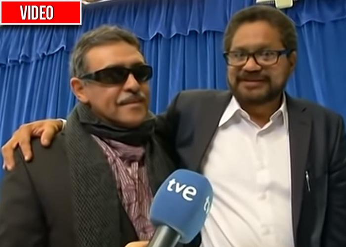 Cuando Santrich se burlaba de las víctimas de las Farc. Video