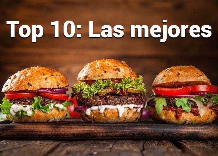Estas son las hambuguesas favoritas del Burger Master 2019