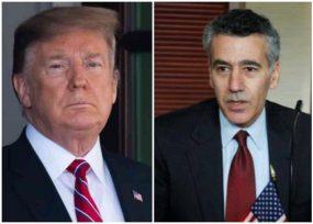 El duro historial del embajador que Trump quiere para Colombia