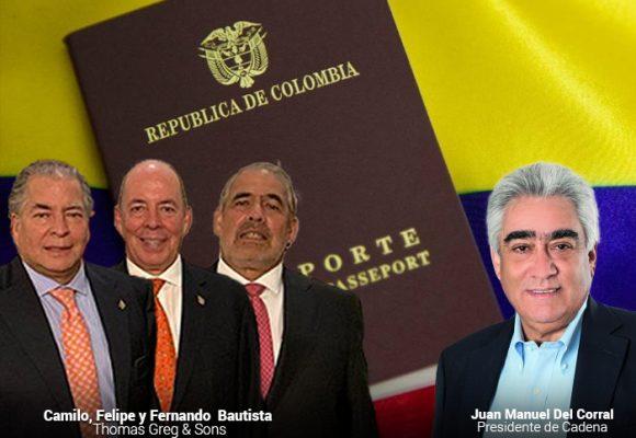 Duelo de titanes por el millonario negocio de los pasaportes