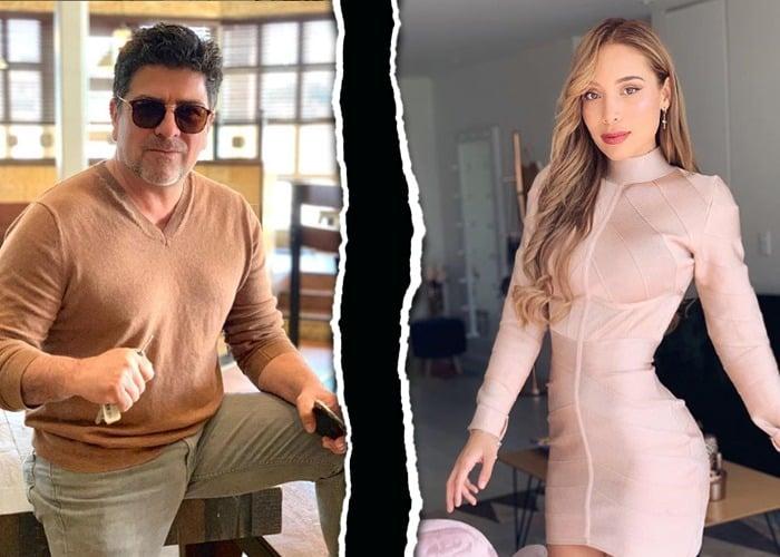 Luisa Fernanda W se cansó del desprecio del papá de Legarda