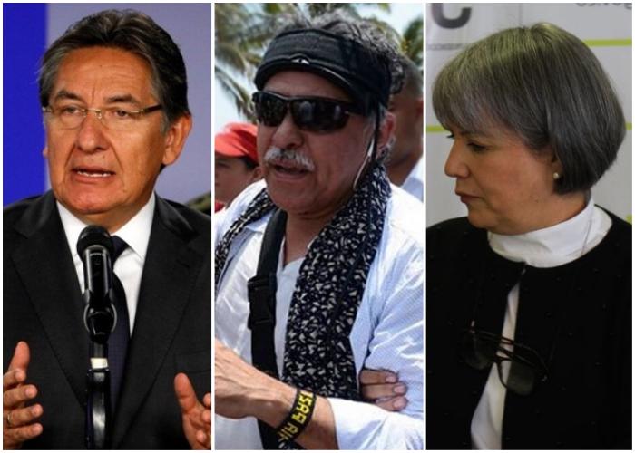 De temblor a terremoto: a propósito del fiscal, Santrich y la JEP