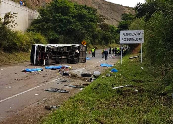 ¿Qué pasó con la investigación del accidente en la vía Buga-Buenaventura del 2018?