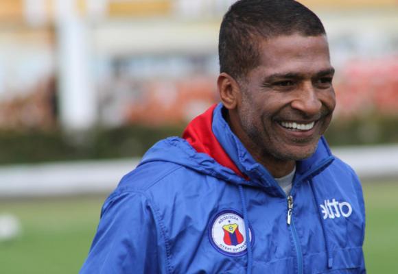 Alexis García, el timonel del Deportivo Pasto