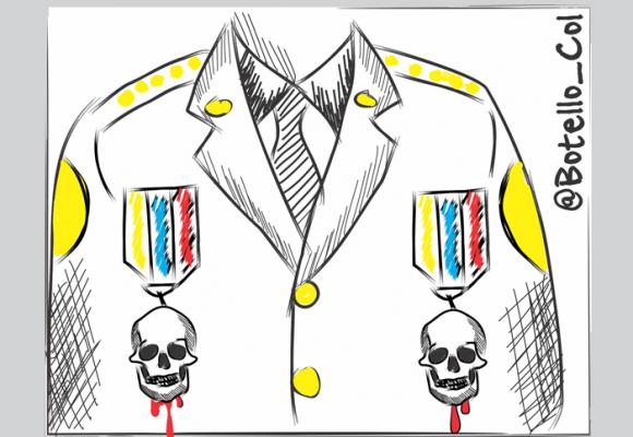 Caricatura: Retrocediendo página