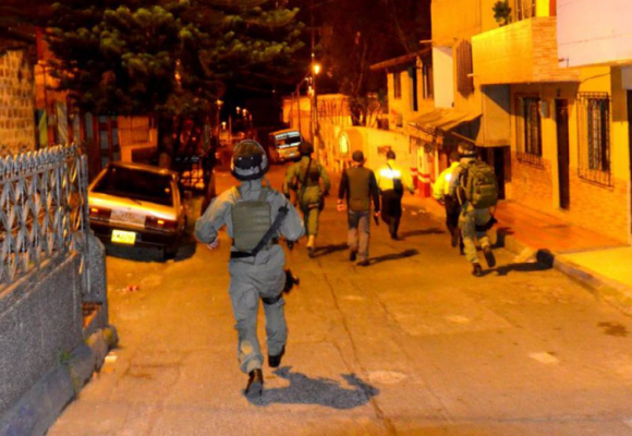 El terror se tomó Bello, Antioquia: ahora parece un campo de guerra