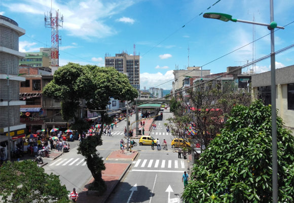 La decadencia de Bucaramanga
