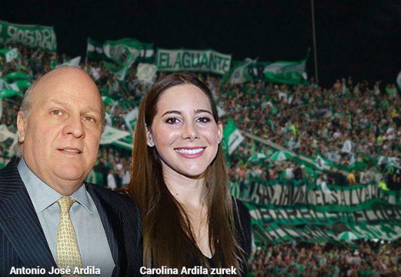 La nieta de Ardila Lulle que manda en el Nacional