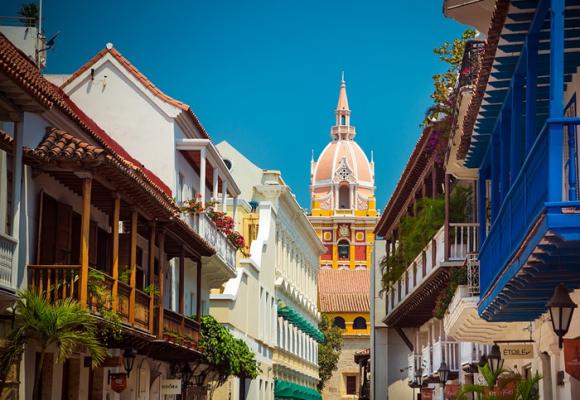 En Cartagena, lo principal es el botín