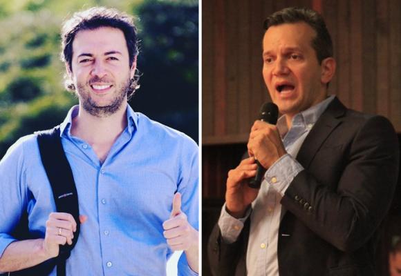 Daniel Quintero y Alfredo Ramos empiezan a medir sus fuerzas en Medellín