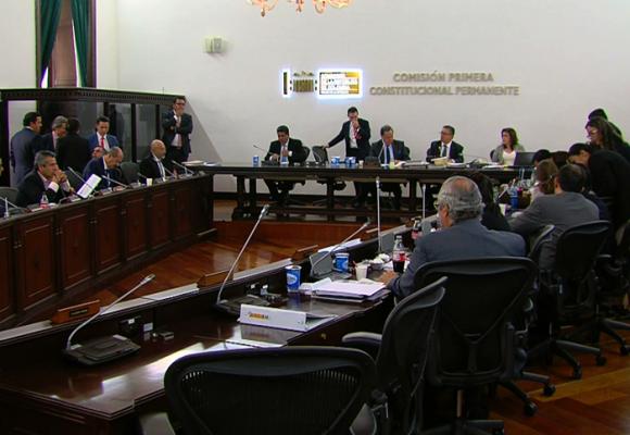 Aprobado en tercer debate proyecto para reformar el control fiscal