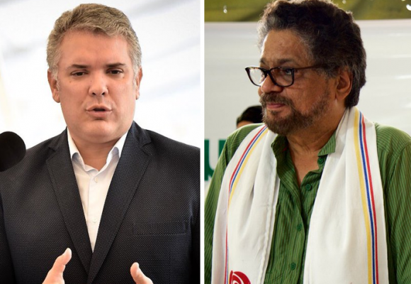 Entre dos visiones, así está la paz en Colombia
