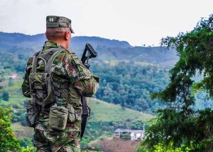 Presidente Duque, lo del Cauca no se soluciona con más militares