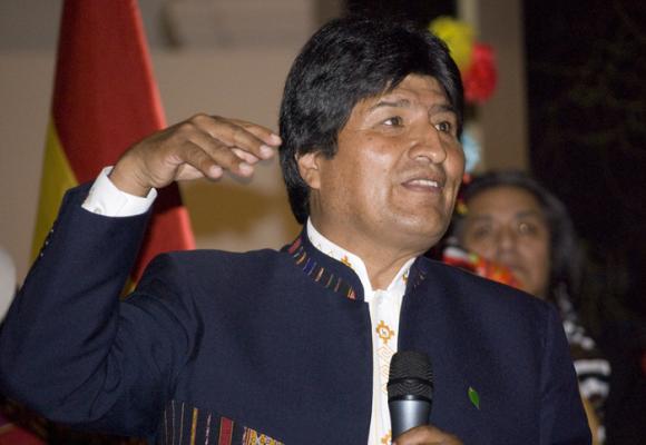 Evo Morales, el hombre que le devolvió la dignidad a Bolivia