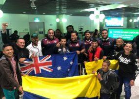 Los Excombatientes de las FARC llegan al Mundial de canotaje