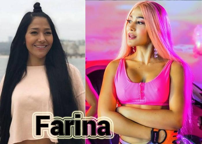 La dolorosa cirugía que transformó a Farina