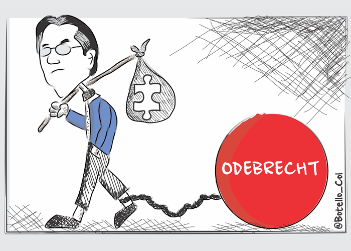 Caricatura: Adiós… fiscal