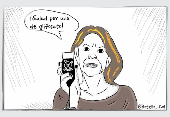 Caricatura: Las ocurrrencias de Martuchis