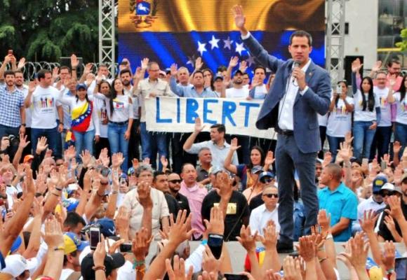 Señor Guaidó, usted tiene una gran responsabilidad con su país, pero debe ser autónomo