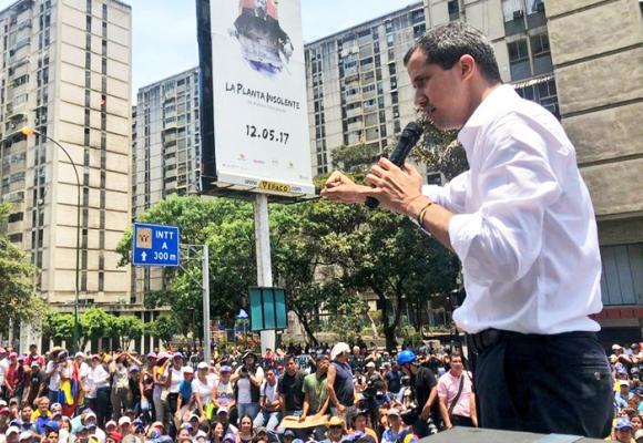 Venezuela, cada vez más cerca de la libertad