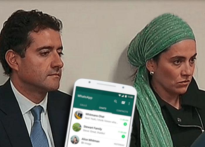 Los WhatsApp de los hermanos Uribe Noguera que los hundiría
